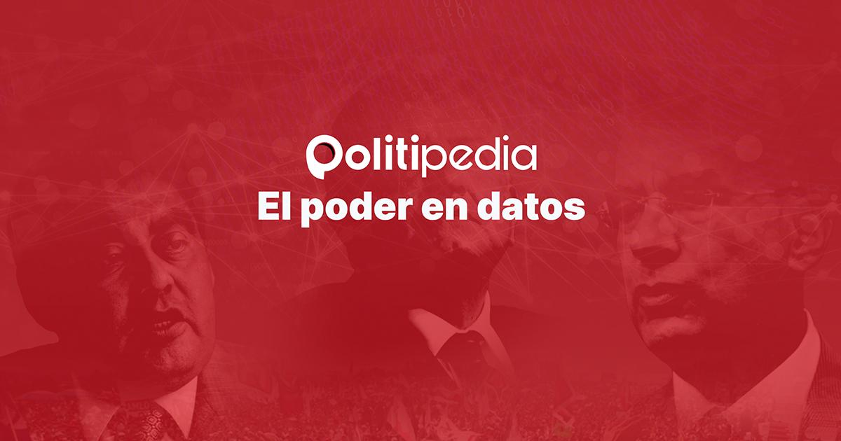 Politipedia: el poder en datos