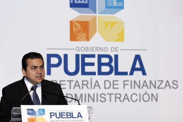 2015 | Moya Clemente, entonces Secretario de Finanzas y Administración