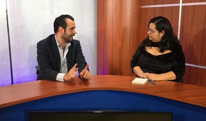 Seguridad, el pendiente en la capital de Puebla: Ramón Fernández