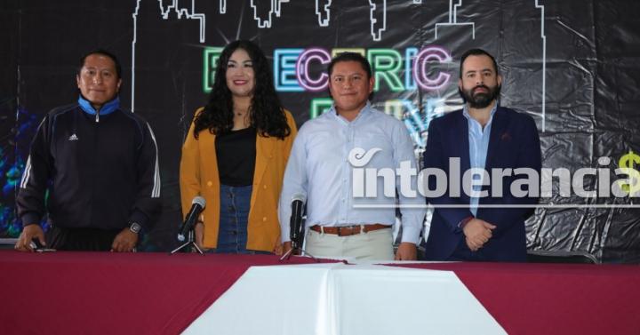 Presentan carrera Electric Run en San Andrés Cholula - Intolerancia Diario