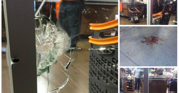 Reportan balazos y asalto en el Chedraui Selecto de Lomas de Angelópolis - Intolerancia Diario