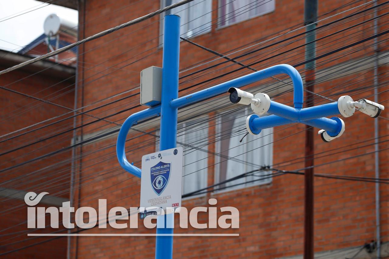 Sumará más de ocho mil cámaras de vídeo-vigilanciael Ayuntamiento