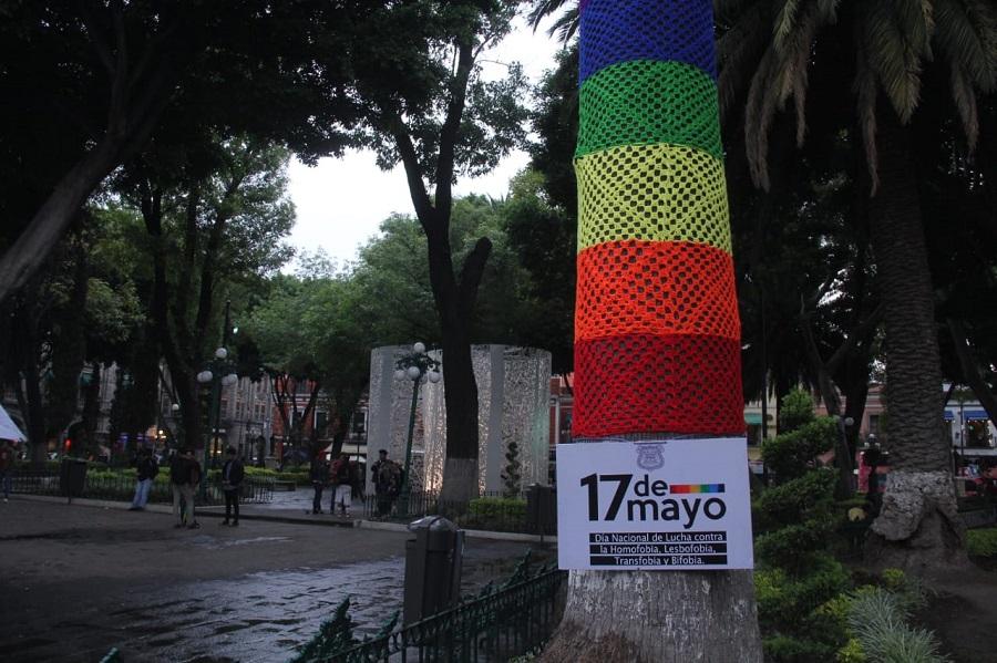 Foto: Cristopher Damián (Zócalo de Puebla