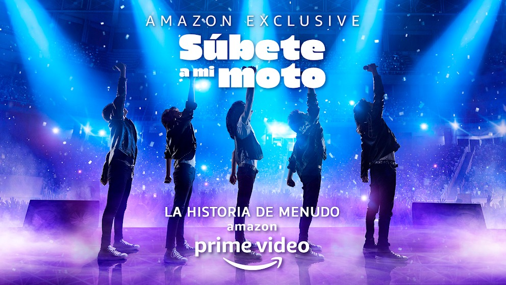 "Llega serie ""Súbete a mi moto"", dedicada a Menudo, el grupo más famoso de América Latina"