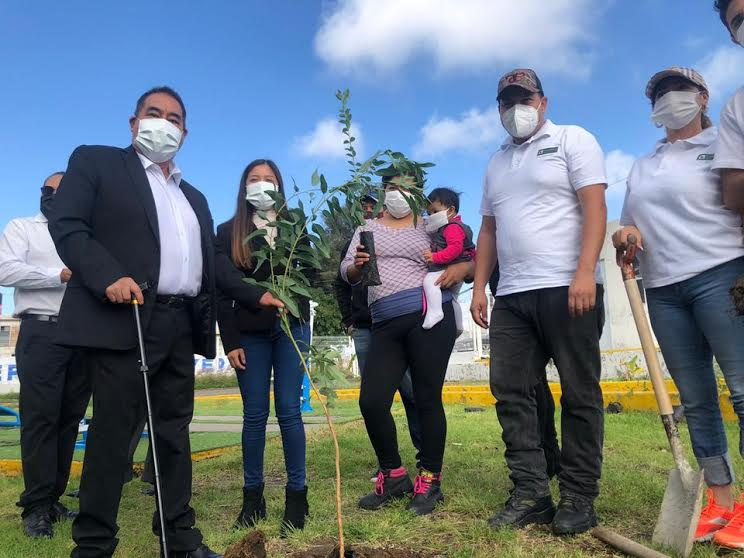 Promueven cultura del cuidado del medio ambiente en Amozoc